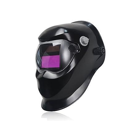 Deko nuevo negro Solar oscurecimiento automático máscara de soldadura eléctrica/casco/soldador cap/