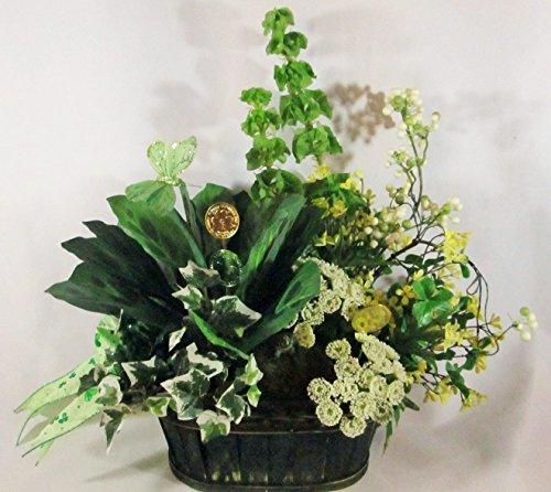 Shamrock Planter (St. Patricks Day Planter)