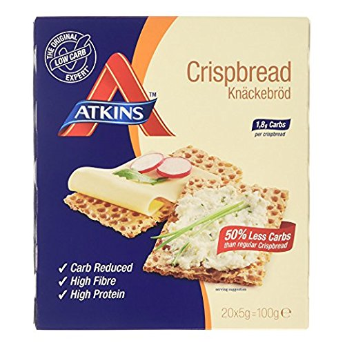 Atkins Crispbread  100G