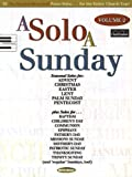 A Solo a Sunday - Volume 2: Piano Solo (Book)