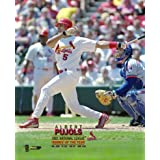 Albert Pujols 2001 National League Rookie of the Year - 8x10 Inches - Art Print Poster