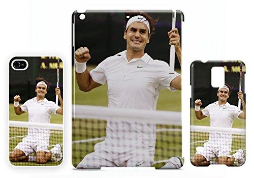 Roger Federer tennis fist iPhone 5C cellulaire cas coque de téléphone cas, couverture de téléphone portable