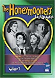 DVD : The Honeymooners - The Lost Episodes, Vol. 1
