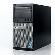 Dell Optiplex 790 MiniTower Desktop(Intel Quad-Core i7-2600 up to 3.8GHz, 8GB DDR3 Memory, 1TB HDD, DVDRW, Windows 7 Professional) (Certified Refurbished)