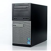 Dell Optiplex 790 MiniTower High Performance Desktop Computer PC (Intel Quad-Core i7-2600 up to 3.8GHz, 8GB RAM, 1TB HDD, DVDRW, Windows 7 Professional) (Certified Refurbished)