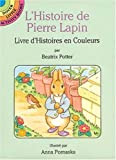 L' Histoire de Pierre Lapin, Beatrix Potter and Anna Pomaska, 0486285405