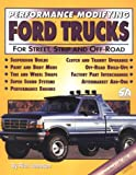 Performance Modifying Ford Trucks, Rich Johnson, 1884089194