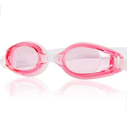 Gafas de natación LCSHAN Adultos HD Anti-vaho Unisex Impermeables ...