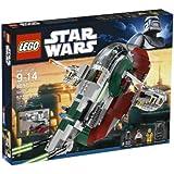 LEGO Star Wars Slave 1 8097 Version 2010 Release