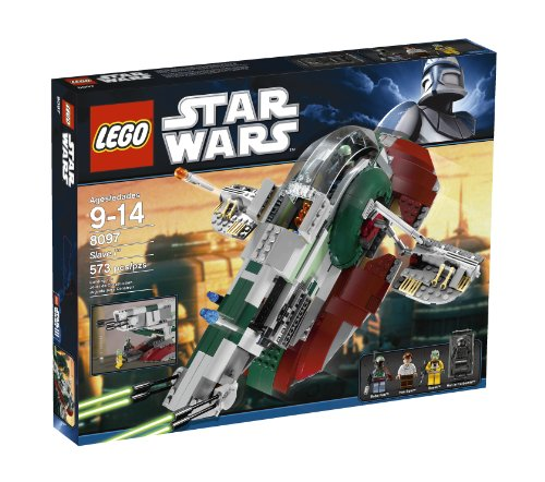 LEGO Star Slave Version Release dp BFWP