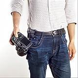 Foto4easy Capture Camera Waist Belt Holster Quick Strap Buckle Hanger for DSLR Digital SLR