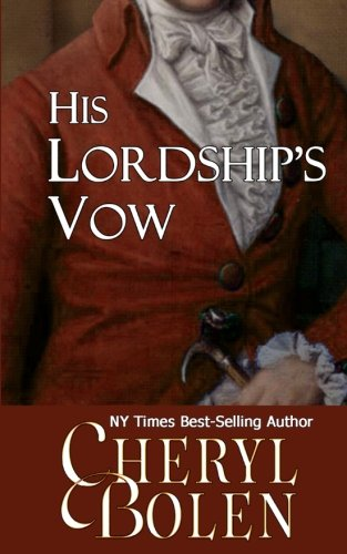 book cover of His Lordship\'s Vow