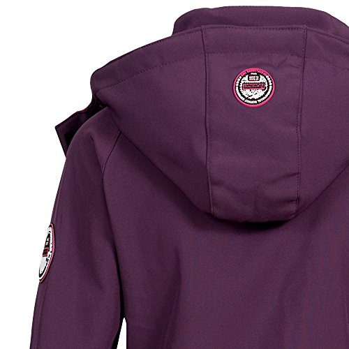 Geographical Donna Giacca Geographical Norway Purple Norway Rn7n0BxW