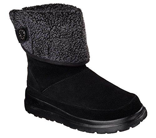 Skechers Cherish Engagement Boots Black B(m) Us Black lBjvqBIf