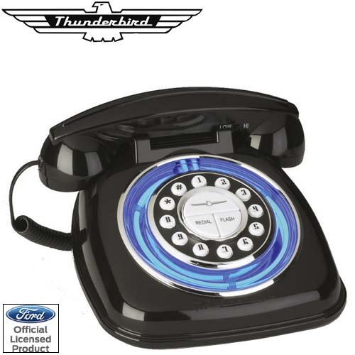 Kng America Neon Desk Phone
