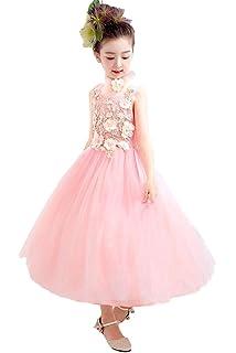4bbaa7a14f792  eones ドレス 子供 フォーマルドレス 子供服 ワンピース 花刺繍 ブラッシュピンク 花柄