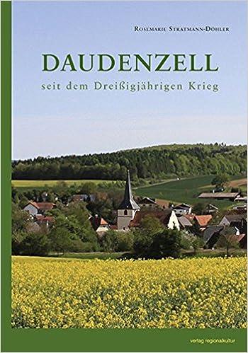 Daudenzell seit dem Dreißigjährigen
