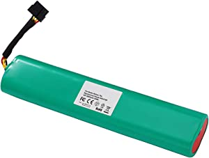 Lordone Replace for Neato Botvac Battery,12V 4000mAh NiMh Battery for Neato Botvac Series 70e, 75, 80, 85 Robotic Vacuum 945-0129 945-0174 (Not Compatible with Neato D3 D5 D7)