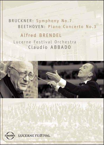 (Bruckner/Beethoven - Symphony No. 7, Piano Concerto No. 3, Alfred Brendel, Claudio Abbado)