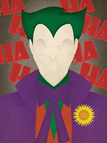 Minimal Joker  11X14