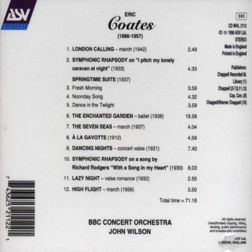 Enchanted Garden / 10 Orchestral Pieces