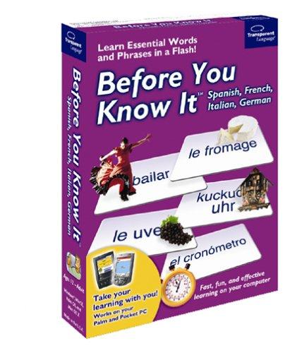 Transparent Language ML-BF03-9-CD Transparent Language