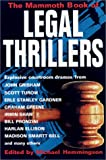 The Mammoth Book of Legal Thrillers, Michael Hemmingson, 0786708654