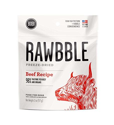 Rawbble Dog Food