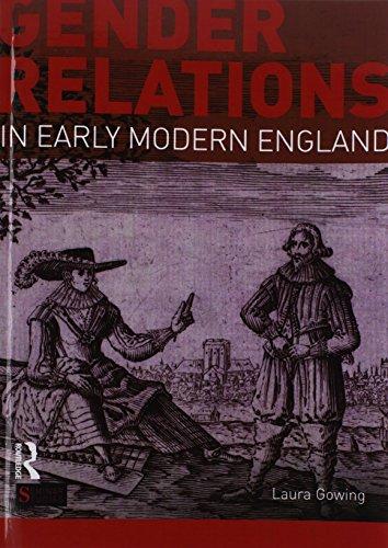 Gender Relations in Early Modern England (Seminar Studies)