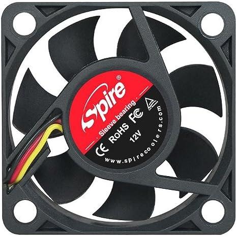 Spire SP05015S1M3 Carcasa del Ordenador Ventilador - Ventilador de ...
