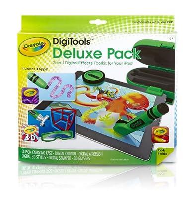 Crayola Digitools Deluxe Creativity Pack by Crayola