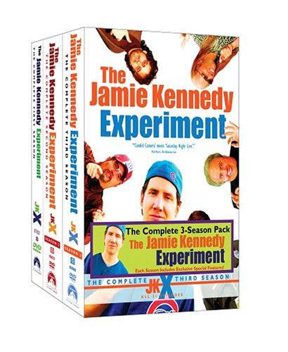 The Accomplished Jamie Kennedy Experiment (3 Season Pack)