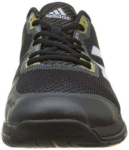 adidas Stabil Boost II, Scarpe da Handball, da Uomo nero