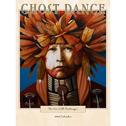 2019 Tide-mark Art Calendar (Ghost Dance)