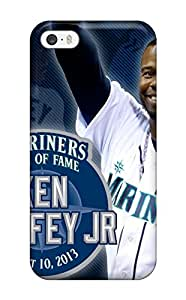 High-quality Durable Protection Case For Iphone 5/5s(seattle Mariners )