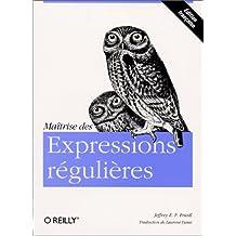 MA×TRISE DES EXPRESSIONS RGULIÔRES