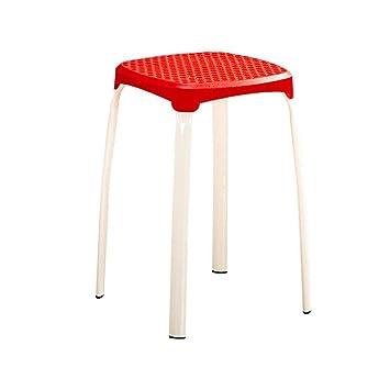 Cjc Stühle Hocker Kunststoff Möbel Stapelbar Ultraleicht Mehrfarben