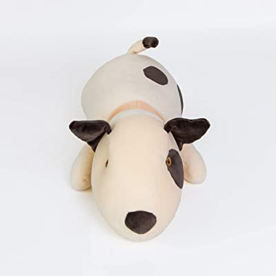 Krisphily Very Soft Plush Cat Hugging Pillow Stuffed Animals Kitten Kitty Toys Baby Gifts Gray, 23.5