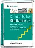 Elektronische Bibelkunde 2.0. CD-ROM für Windows ab 98