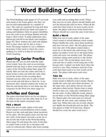 Amazon.com: Fun & Easy Word Building Activities: Super Word Sorts ...