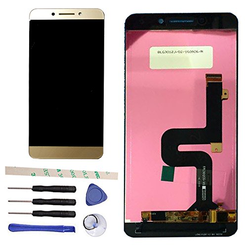 LCD Display Touch Screen Digitizer Assembly For Letv LeEco Cool For Coolpad S1 C105 Changer S1 gold