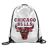 Bekey Chicago Bulls Gym Drawst