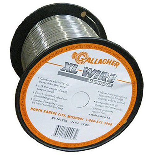 Gallagher Wire Fence,