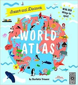 Ebooks Scratch And Discover World Atlas Descargar PDF