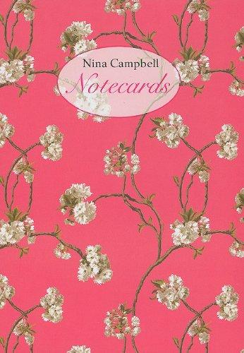 Nina Campbell Classic Notecards pdf