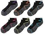 Best Starter Athletic Socks - Starter Girls' 6-Pack Athletic Low-Cut Ankle Socks, Prime Review