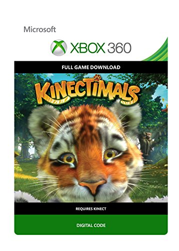 Kinectimals - Xbox 360 Digital Code by Microsoft