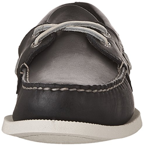 2 Hombre Mocasines Sperry 0195214 O Marino Eye Cuero para de A Leather AnUwEqUgf