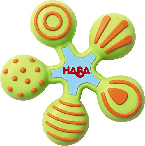 (HABA Clutching Toy Star Silicone)