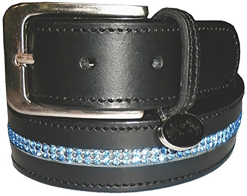 Bling Couture - Equine Couture Double Row Bling Belt